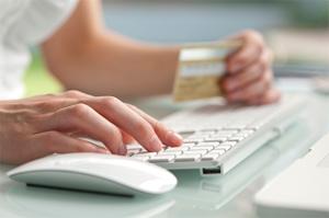 Nakupovanje v spletni trgovini